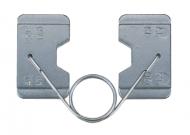"""Матрица серии """"18"""" для алюм. соединителей 25 мм2 для натяжных соединений (шестигранник)"""