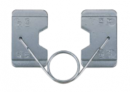 """Матрица серии """"18"""" для алюм. соединителей 35 мм2 для натяжных соединений (шестигранник)"""