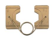 """Матрица серии """"18"""" для трубч. медных DIN наконечников 25 мм2 (шестигранник)"""