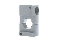 """Матрица серии """"45"""" для алюм. наконечников 150 мм2 (шестигранник)"""