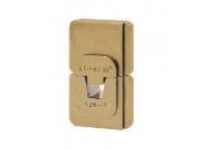 """Матрица серии """"5"""" для втулочных наконечников 35 мм2 для компактных жил 5-6 кл. (спец. трапеция)"""