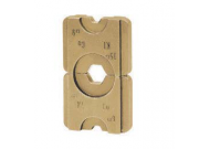 """Матрица серии """"5"""" для трубч. медных облегч. наконечников для двух сечений 6+35 мм2 (шестигранник)"""