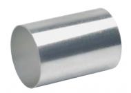 Медные гильзы для опрессовки на уплотненных круглых жилах 25 мм2 трубч. наконечников облегч. типа (100 шт.)