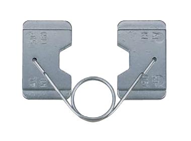 """Матрица серии """"18"""" для алюм. соединителей 95 мм2 для натяжных соединений (шестигранник)"""