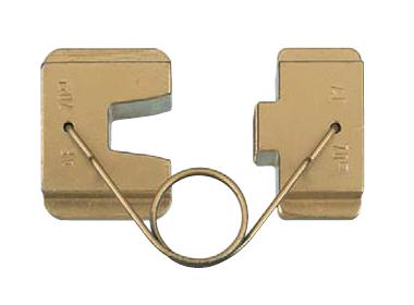 """Матрица серии """"18"""" для втулочных наконечников 50 мм2 (трапеция)"""