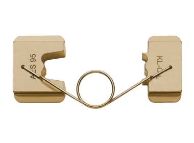 """Матрица серии """"18"""" для втулочных наконечников 10 мм2 для компактных жил 5-6 кл. (спец. трапеция)"""