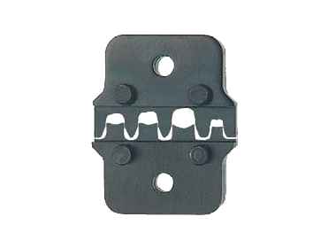 "Матрица серии 50"" для неиз. контактных зажимов типа FASTON 0,5-2,5 мм2 (ширина 6,3 мм)"