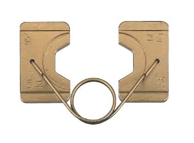 """Матрица серии """"18"""" для трубч. медных DIN наконечников 6 мм2 (шестигранник)"""