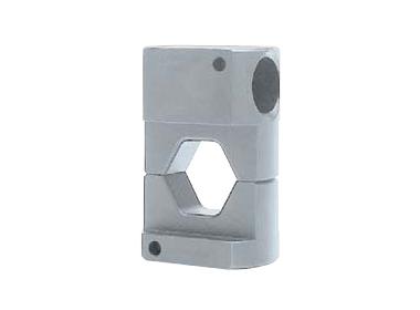 """Матрица серии """"45"""" для алюм. наконечников 400 мм2 (шестигранник)"""