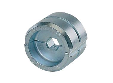 """Матрица серии """"13"""" для соединителей DIN48085ч.3  25 мм2 для Al-St проводников"""