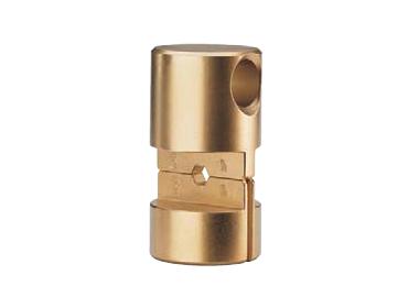 """Матрица серии """"25"""" для трубч. медных DIN наконечников 25 мм2 (шестигранник, широкий обжим)"""