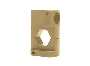 """Матрица серии """"45"""" для трубч. медных DIN наконечников 500 мм2 (шестигранник, широкий обжим)"""
