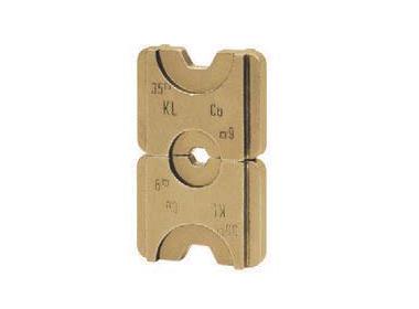 """Матрица серии """"5"""" для трубч. медных DIN наконечников для двух сечений 16+70 мм2 (шестигранник)"""