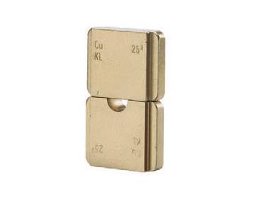 """Матрица серии """"5"""" для наконечников DIN46234 из листовой меди 10 мм2 (вдавливание)"""
