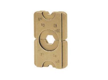 """Матрица серии """"5"""" для трубч. медных облегч. наконечников для двух сечений 16+70 мм2 (шестигранник)"""