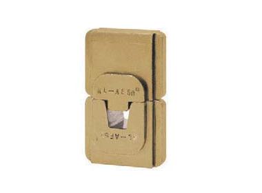 """Матрица серии """"5"""" для двойных втулочных наконечников 2х10 мм2 (трапеция)"""