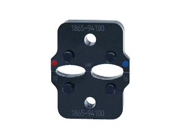 """Матрица серии 50"""" для кольцевых и др. изолир. наконечников 10-16 мм2 (овал)"""
