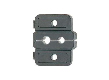 """Матрица серии 50"""" для обжима трубчатых медных наконечников для сплошных проводников 6-10 мм2 (шестигранник)"""