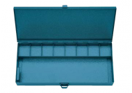 MK55 Металлический кейс для K55, 8 секций для наконечников
