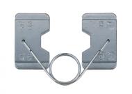 """Матрица серии """"18"""" для алюм. наконечников 16-25 мм2 (шестигранник)"""