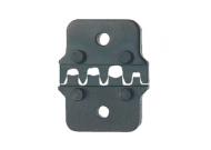 """Матрица серии 50"""" для неиз. контактных зажимов типа FASTON 0,5-2,5 мм2 (шир. 4,8 мм и  2,8 мм)"""