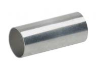 Медные гильзы для опрессовки на уплотненных круглых жилах 25 мм2 трубч. наконечников DIN (100 шт.)