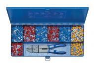 MK220L Металлический кейс для K10,  8 секций для наконечников