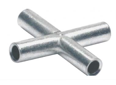 KV70.Крестообразные соединители 70,0мм2 (15 шт.)